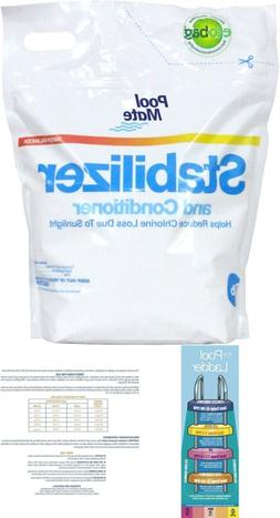 Pool Mate 1-2607B Stabilizer And Conditioner For Swimming Po