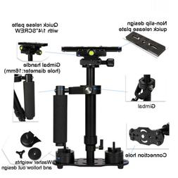 Koolertron 14.6 37cm Mini Handheld Stabilizer with Quick Rel