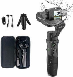 3 axis handheld gimbal stabilizer for action