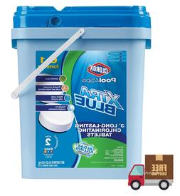 35 lbs bucket chlorinating tablets xtrablue stabilized