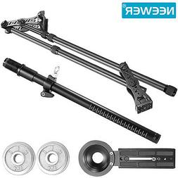 Neewer 70-inch Aluminum Alloy Jib Arm Camera Crane with 360