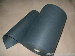 "8"" X 20 Yds of Medium Black Cutaway Embroidery Stabilizer"