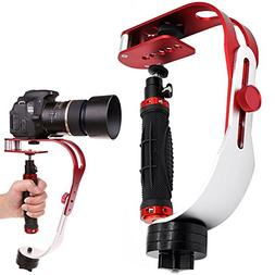 AFUNTA Pro Handheld video DSLR Camera Stabilizer Steady Comp