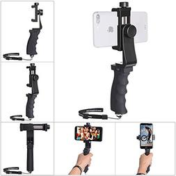 Cell Phone Stabilizer Hand Grip Holder Smartphone Handle Pho