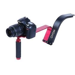 Movo Photo SG100 Video Shoulder Support Rig for DSLR Cameras