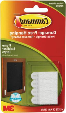 Wholesale CASE of 25 - 3M Command Stay Straight Picture Hang