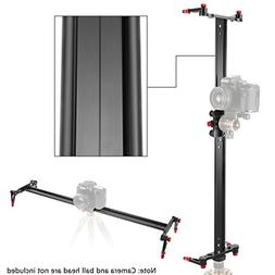 Neewer Aluminum Alloy Camera Track Slider Video Stabilizer R