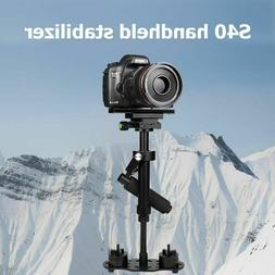 Aluminum Alloy Video Stabilizer S40 Handheld Mount for Phone