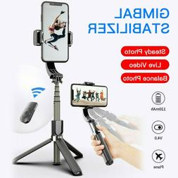Anti-Shake Wireless  Selfie Stick Tripod Wireless Stabilizer