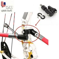 Archery Single Side V-Bar Quick Disconnect Mount Compound Bo