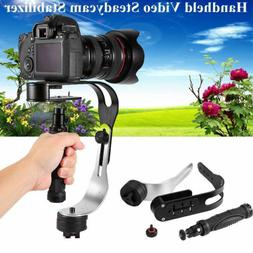 Black Handheld Steadycam Video Stabilizer for Camera Camcord