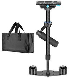 Neewer Carbon Fiber 24inches/60centimeters Handheld Stabiliz