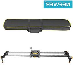 Neewer 47.2 inches/120 centimeters Carbon Fiber Camera Track