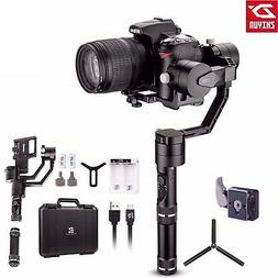 crane v2 3 axis handheld stabilizer gimbal