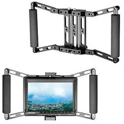 Neewer Director's Monitor Cage for Neewer NW759/74K/760 Feel