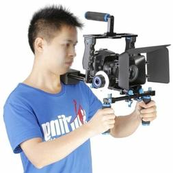 DSLR Rig Kit Shoulder Mount Rig/Matte Box/Follow Focus Camco