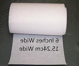 Embroidery Backing Stabilizer for Machine Embroidery Tear Aw