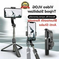 Extendable Bluetooth Selfie Stick Monopod Tripod Stabilizer