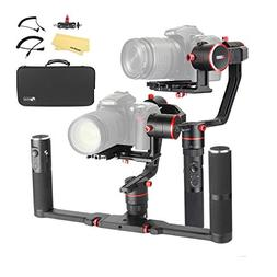 Feiyu a2000 Dual Hand Grip Kit 3-Axis Camera Gimbal FeiyuTec