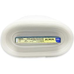Flex-Foam 1-Sided Fusible Stabilizer-White 20X10yd Fob: Mi
