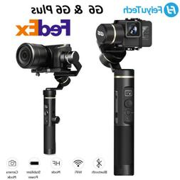Feiyu G6 / G6 Plus 3-Axis Handheld Gimbal Stabilizer For Gop