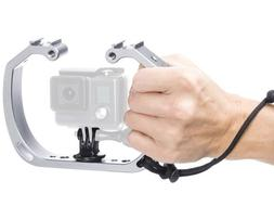 Movo GB-U70 Underwater Diving Rig for GoPro Hero with Cold S
