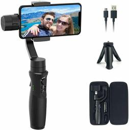 Gimbal Stabilizer for iPhone 11 Pro/Xs/XR Android Smartphone