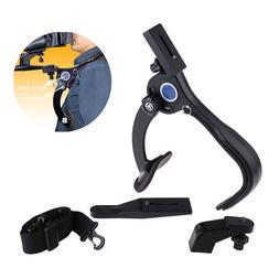 Hands Free Camera Shoulder Support Pad <font><b>Stabilizer</