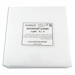HEAVY WEIGHT TEARAWAY EMBROIDERY MACHINE STABILIZER BACKING