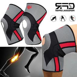 Knee Support Stabilizer Pads Joint Power Lift Patella Arthri