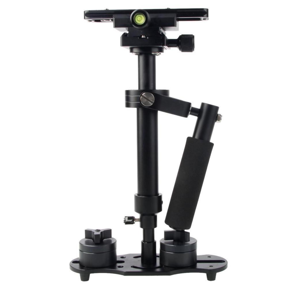 Koolertron 37cm Mini Handheld Stabilizer with Release 14 For Camera(0
