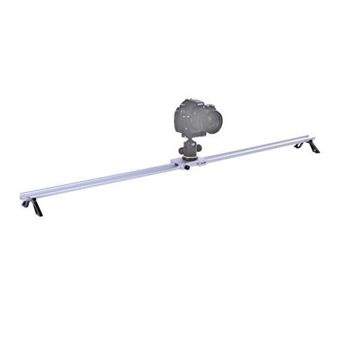 Movo Photo CST-120 47-INCH Aluminum Camera Track Slider Vide