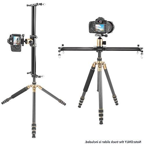 Neewer 47 Aluminum Slider Video for DSLR Video Camcorder Load to pounds/5