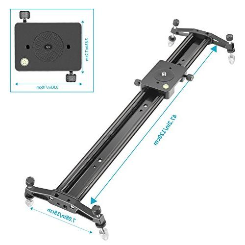 Neewer Aluminum for Video Camcorder Load up