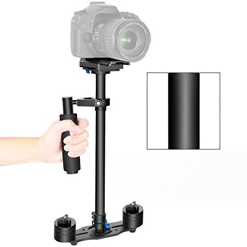 inches/60 centimeters Handheld with 3/8 Screw Quick for Canon Sony Other DV up pounds/3