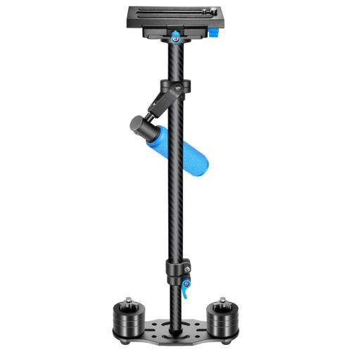"""Neewer Carbon Fiber Handheld Stabilizer Release Plate 1/4"""" and 3/8"""" Screw and Video Cameras to"""