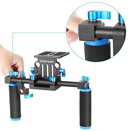 Neewer Film Video Making System for DSLR Mount,15mm