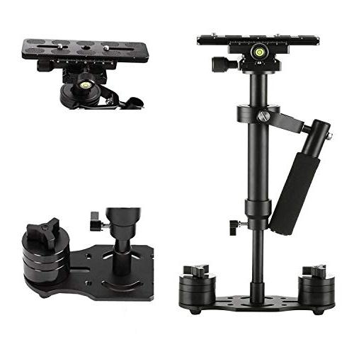 SUTEFOTO S40 Steadicam Camera Video DV Nikon Sony, Panasonic with Release