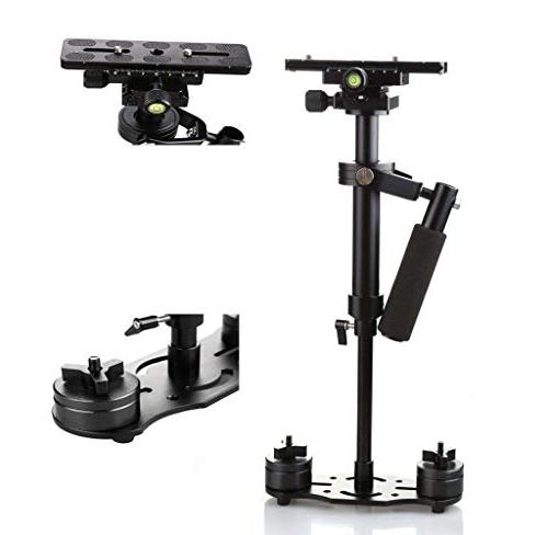 SUTEFOTO Handheld Steadicam Pro for Camera DV DSLR Nikon Sony, Panasonic with