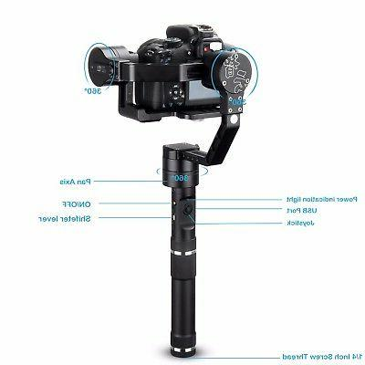 Zhiyun V2 Handheld Stabilizer for DSLR Mirrorless