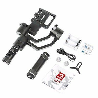 Zhiyun V2 Handheld Stabilizer for DSLR Mirrorless Cameras