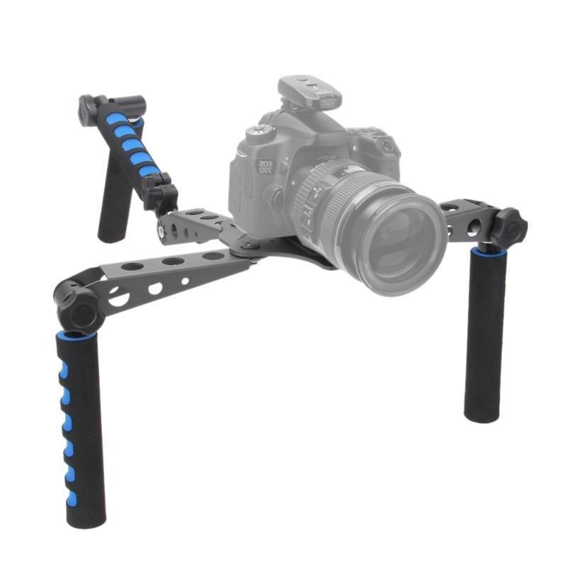 DSLR Filmmaking Mount <font><b>Stabilizer</b></font> Canon 5D And Camcorders