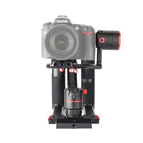 Feiyu Dual Hand Gimbal Series, A9 Series a6000, GH4/GH5, Payload: w Carrying