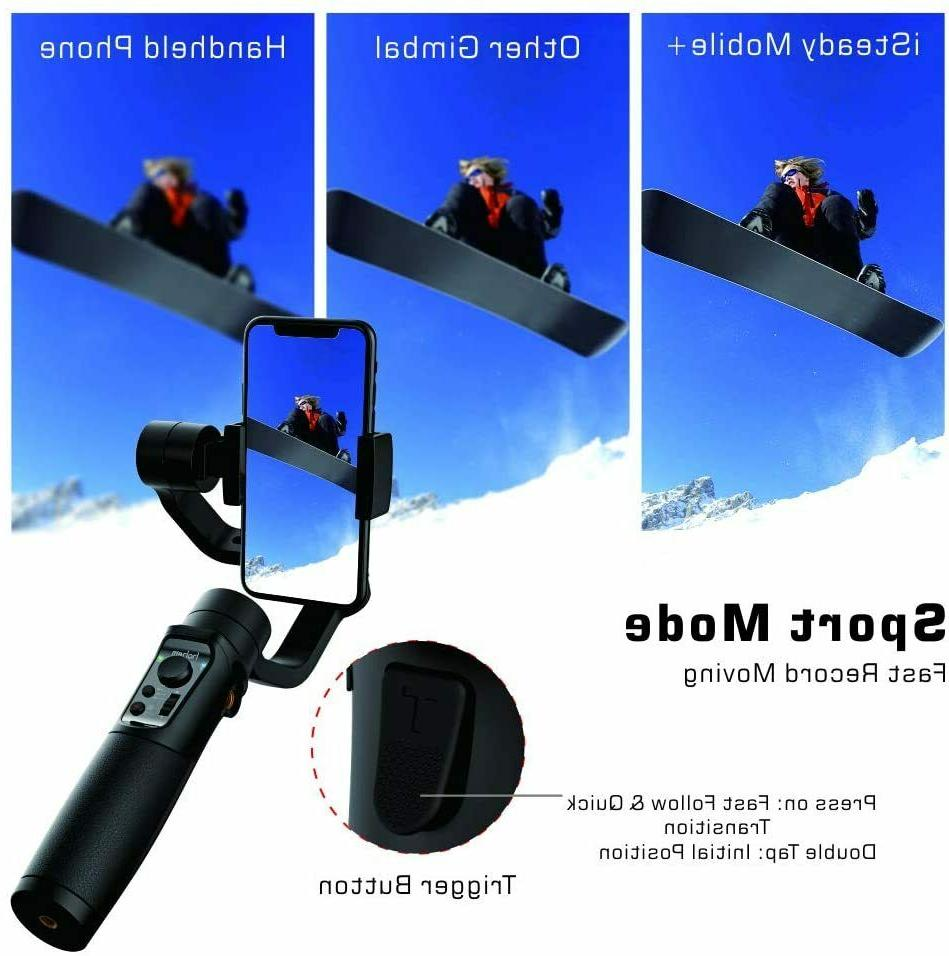 Gimbal Stabilizer Gimbal, for Vlogger