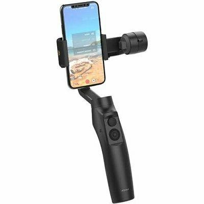 Moza Smartphone Stabilizer For iPhone 3-Axis Foldable