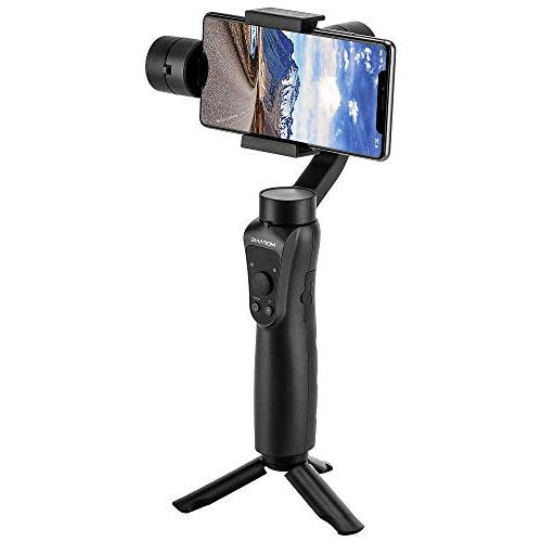 """MOFANS S5 3-Aixs Stabilizer w/Focus iPhone and Smartphone Under 6.0"""", GoPro Support & Android APP"""