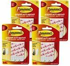 Command Medium Mounting Refill Strips, 9-Strip 4-pack