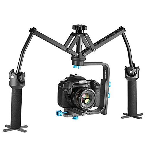 Neewer Portable Stabilizer Joint Alloy Nikon DSLR Cameras Camcorders pounds/6 kilograms