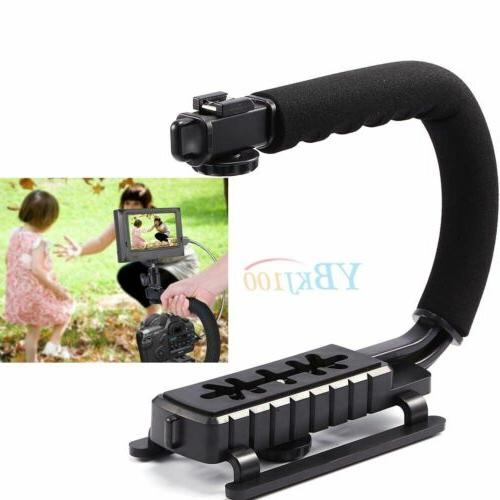 Pro Video Camera DSLR Steadicam Gimbal For