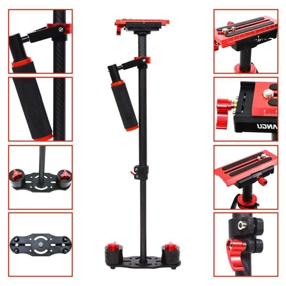 Professional Handheld Camera Stabilizer Minicam Video Steady